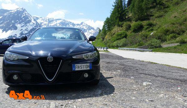 סיכום טיול נהיגה ברכבי אלפא רומאו באיטליה, שוויץ וצרפת