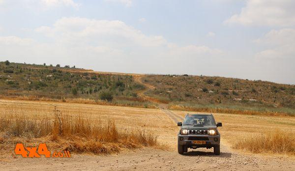 מסלול טיול סובב כרמי יוסף