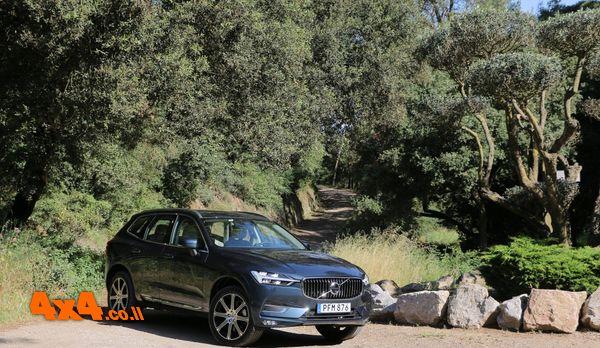מעודכן על הכביש: וולוו  Volvo XC60