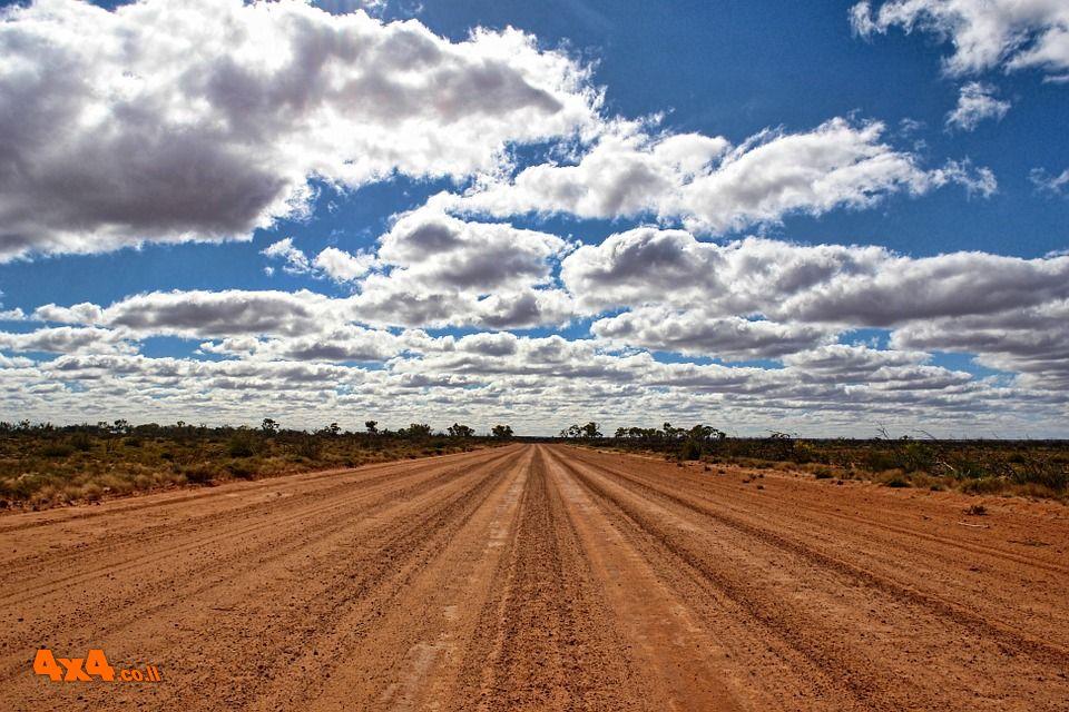 זמן החלום - אוסטרליה ב-4X4