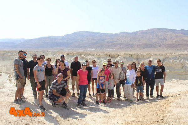 מנחל צין למדבר יהודה - אוקטובר 2017