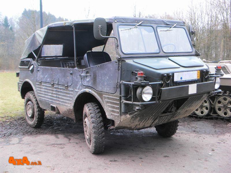אגדת שטח – אירופה-ג'יפ Europe jeep