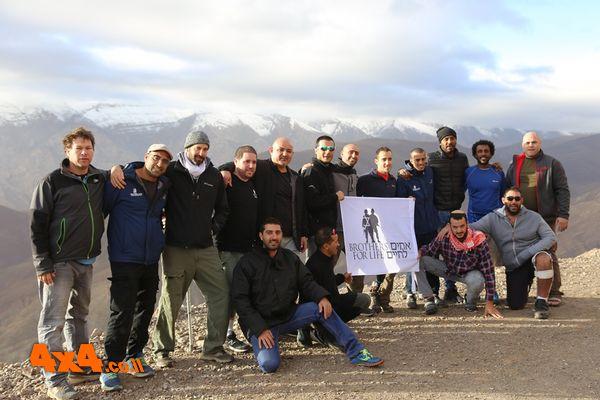 3,010 מטרים במעבר ההרים הגבוה ביותר בהרי האטלס