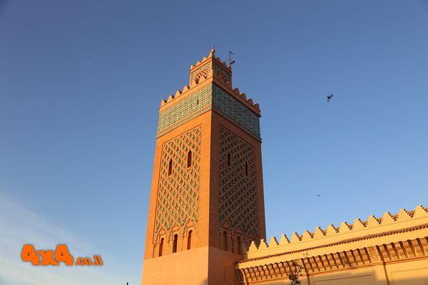 מסגד הכתוביה - מרקש