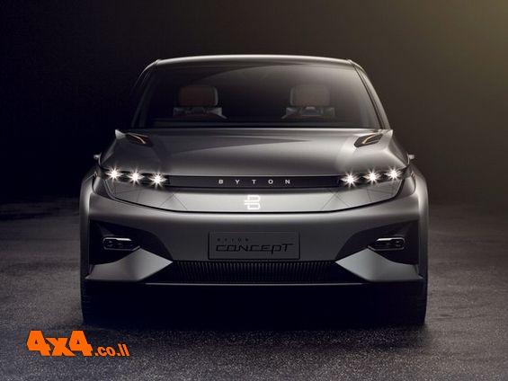 מיזם חדש לרכב חשמלי אוטונומי