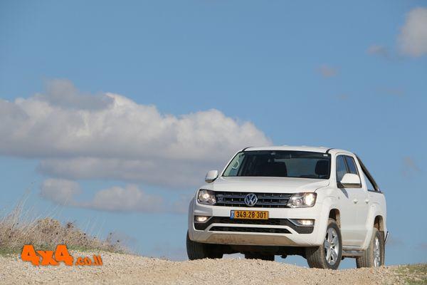 התוספת שתופסת - פולקסווגן אמארוק Volkswagen VW AMAROK