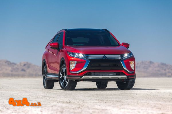 מיצובישי Eclipse Cross הושק בישראל