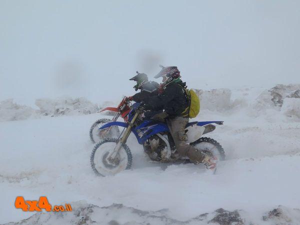 מסע אנדורו אופנועים - מרוקו, מרץ 2018