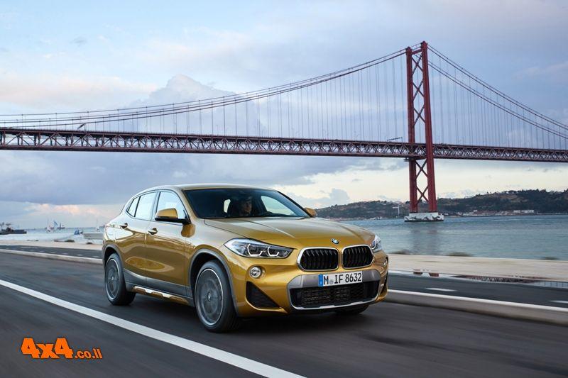 ספורט, חלק מתרבות הפנאי - ב.מ.וו X2 BMW