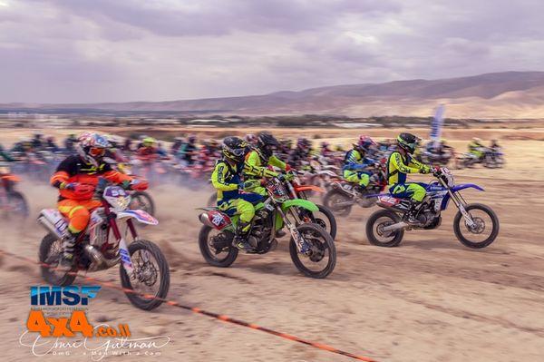 אליפות ישראל באנדורו – סבב 3 - פצאל