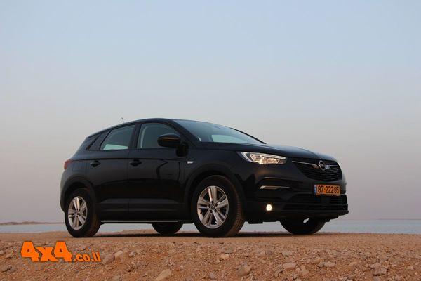 מנוע צמיחה - אופל גרנדלנד  Opel Grandland X