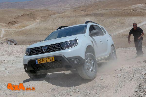 השקה: דאצ'יה דאסטר Dacia Duster  4X4