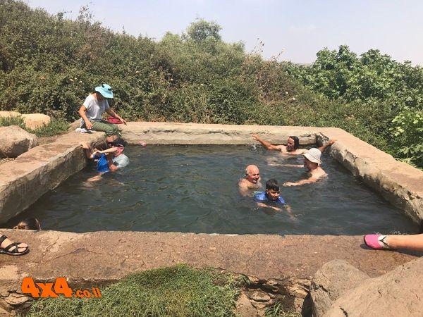 טיול מועדון סוזוקי לדרום רמת הגולן - 14/7/2018