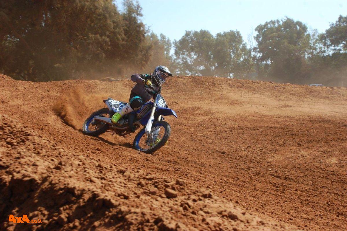ליגת אופנועי מוטוקרוס למתחילים - חלום שהתגשם !