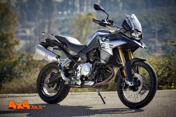 אופנועי האדוונצ'ר החדשים של ב.מ.וו כבר כאן: BMW F 750 GS  ו- BMW F 850 GS