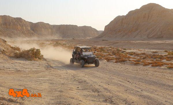 מסלול טיול ארוך סובב דרום מדבר יהודה