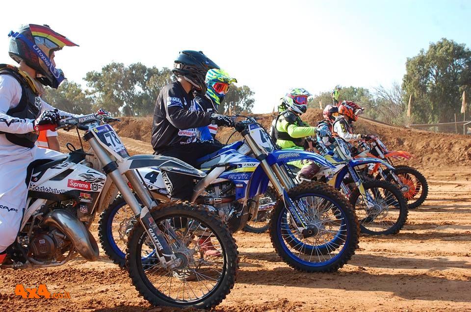 ליגת אופנועי מוטוקרוס למתחילים – מירוץ שני!