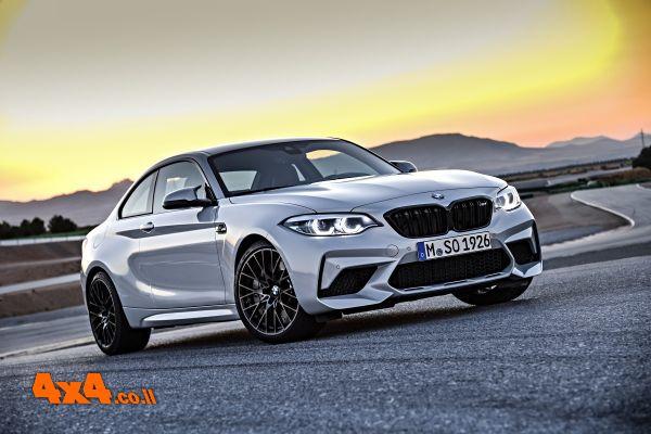 החל שיווק ה- BMW M2 Competition החדשה