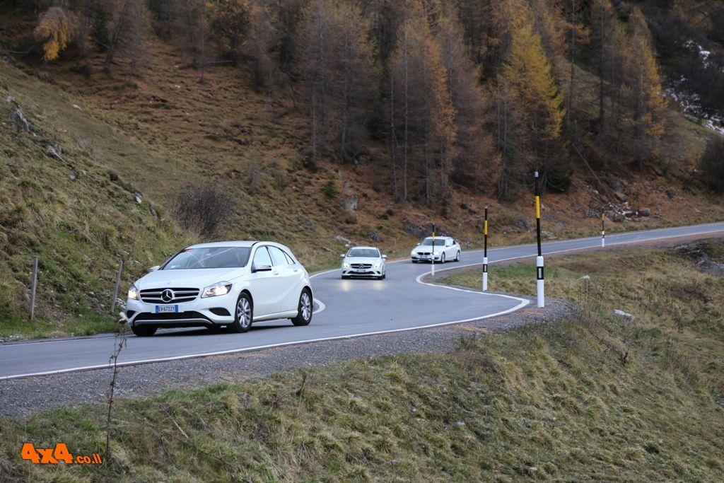 טיפים לנהיגה בכביש דו-סטרי ללא גדר הפרדה