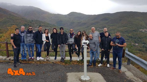טיול נהיגה ל-4 ימים באיטליה עם מצטייני המכירות של zap group - נובמבר 2018