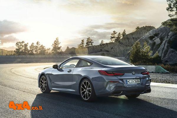 BMW משיקה בישראל את סידרה 8 החדשה