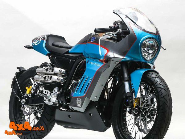 מותג אופנועים חדש בישראל – FB Mondail