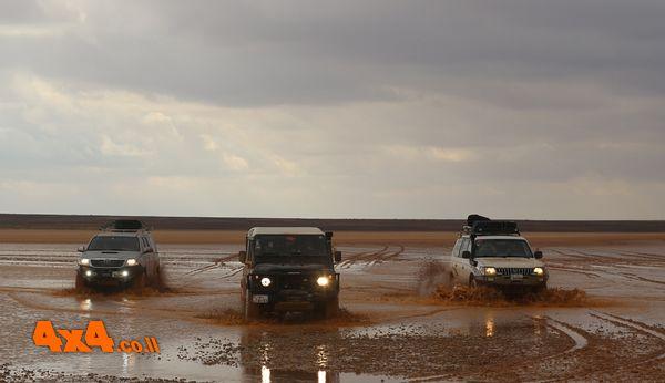 מזרח ירדן - מסע לעומק המדבר הערבי