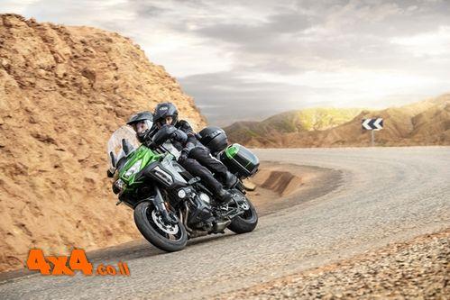 קוואסקי ורסיס Kawasaki Versys 1000 החדש בישראל