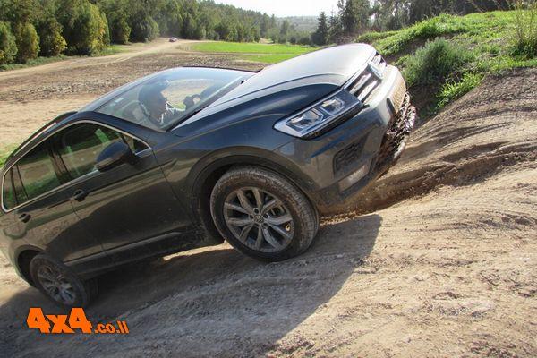 סיכום הדרכת נהיגה בשטח טרשי, יער בן שמן, ינואר 2019