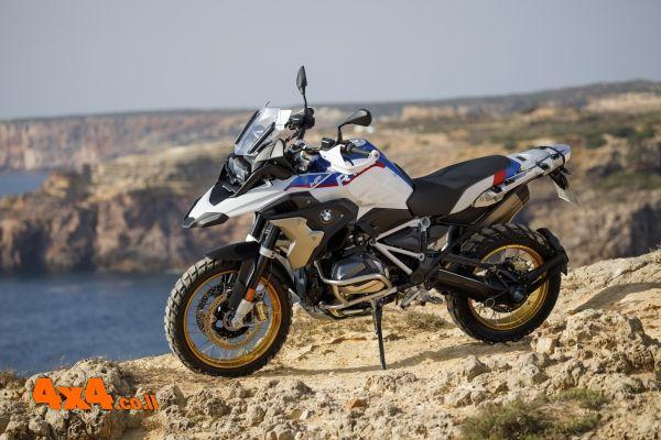 השקת BMW R 1250 GS בישראל