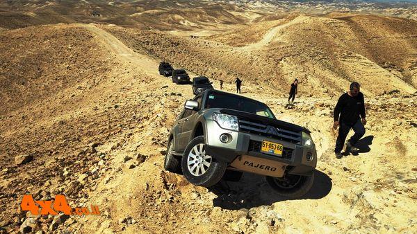 יומן מסע מגוש עציון למדבר יהודה - מרץ 2019