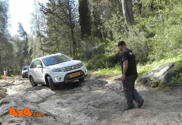 טיול כביש שטח להרי ירושלים וחבל לכיש, פברואר 2019