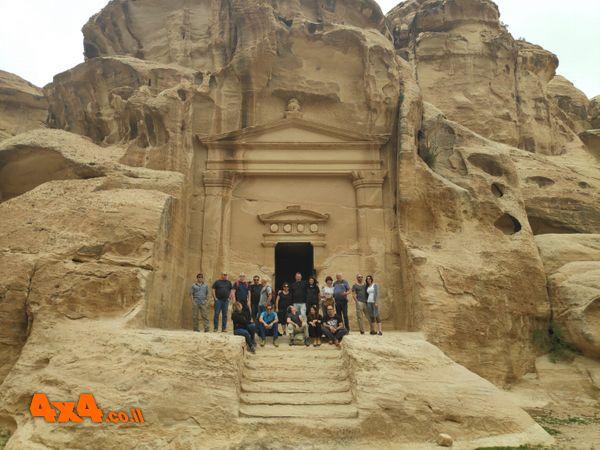 ירדן - טיול ג'יפים לממלכה האשמית, אפריל 2019