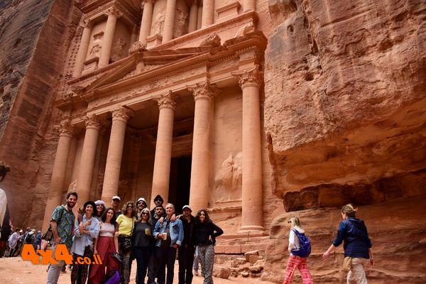 דרום ירדן בטיול ג'יפים חפוז
