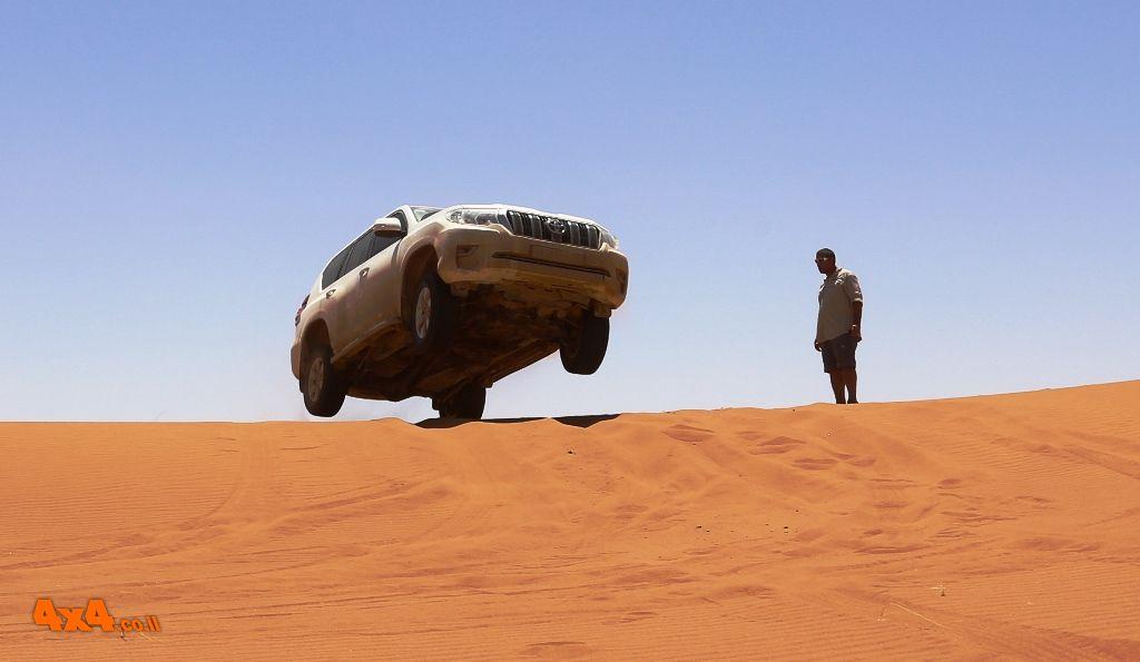 """1350 ק""""מ בהרי האטלס ומדבר הסהרה של מרוקו"""