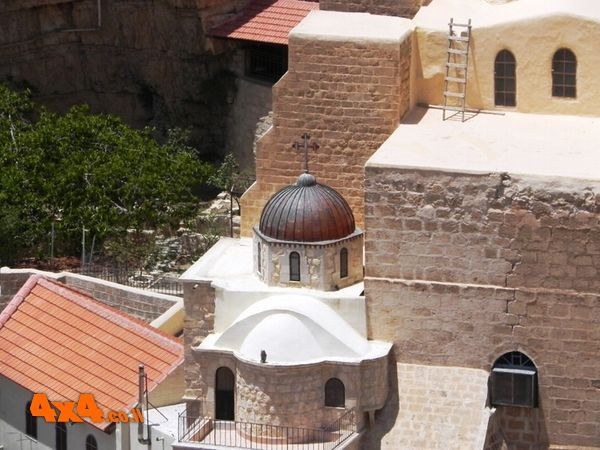 קבר הנזיר סאבאס