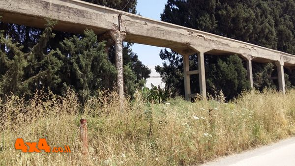 נקודה בשטח: אמות המים של עמק הירדן