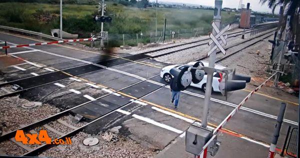 המחיר והסיכון של פריצות למסילת הברזל