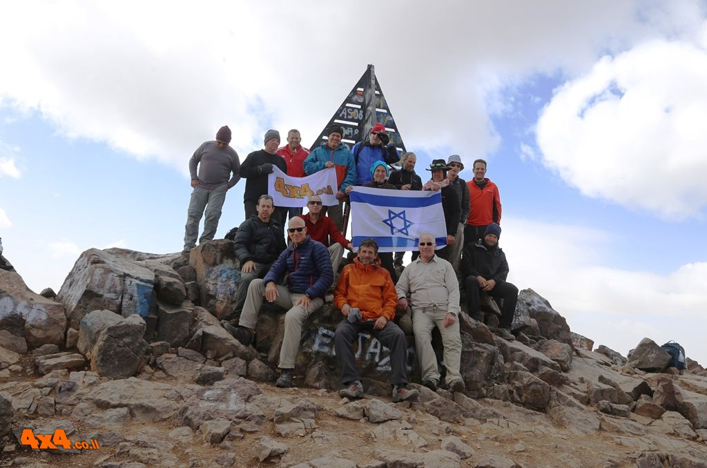 שטח 4X4 - יומני מסע בעולם - מרוקו