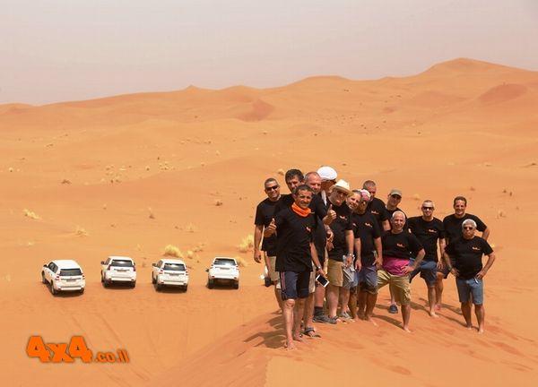 מסע ג'יפים ללב הרי האטלס ומדבר הסהרה - מרוקו 2019