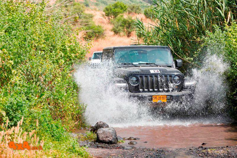 3 ימים של ג'יפ קמפ Camp Jeep IL