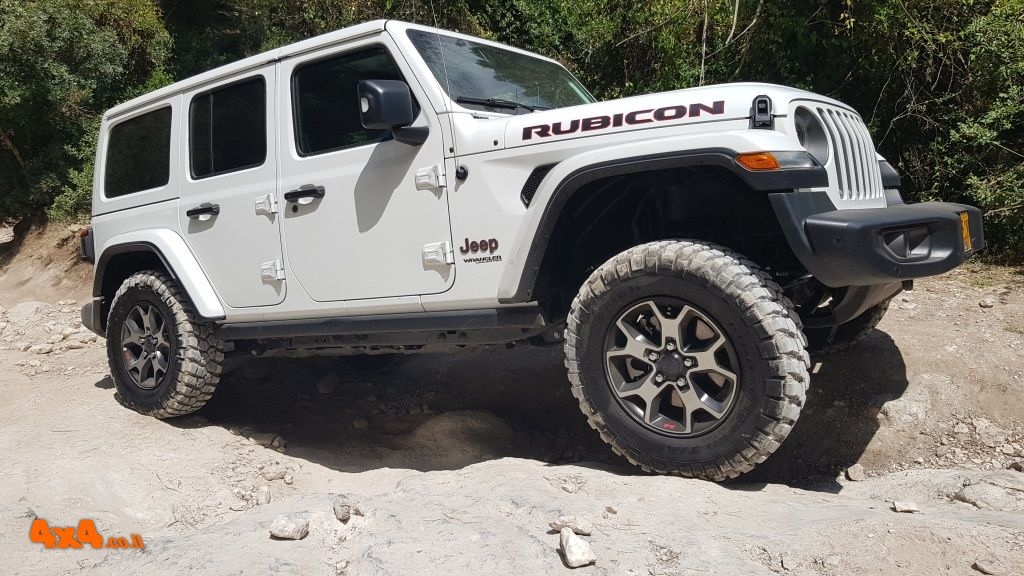 סיכום הדרכת נהיגה למועדון Jeep בהר חורשן 28/6/2019