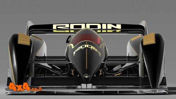 Rodin FZero: מכונית העל המהירה ביותר?