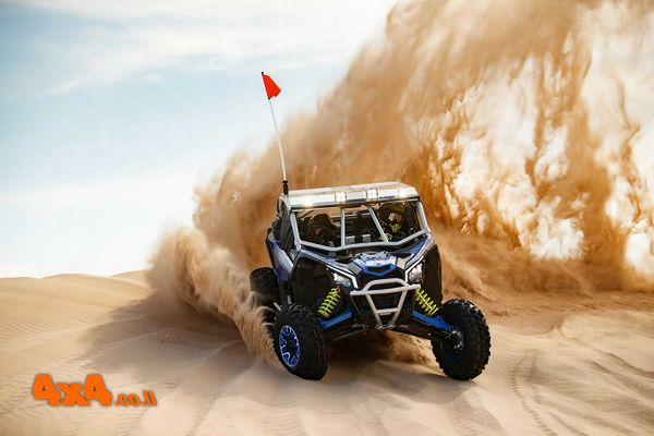 CAN-AM Maverick X3 הושק בישראל
