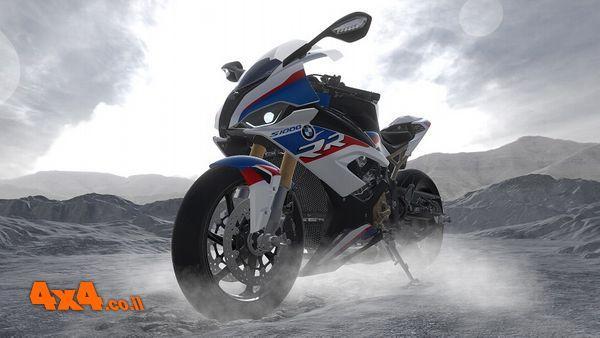 יבואנית BMW Motorradבישראל משיקה את ה- BMW S1000RR החדש