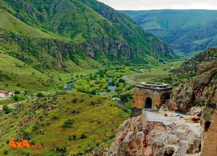 מסע קסום להרי הקווקז - גיאורגיה יולי 2019
