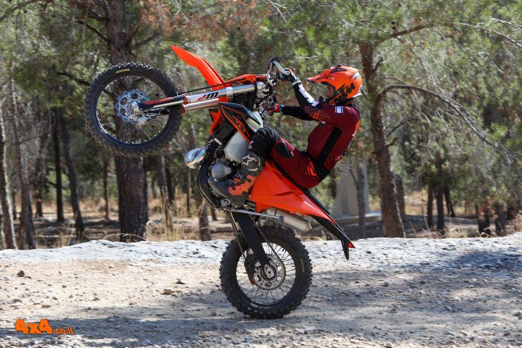 השקת אופנועי אנדורו KTM לשנת 2020