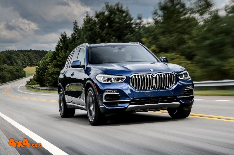 ב.מ.וו. BMW x5 פלאג-אין-היבריד צפויה להגיע בנובמבר