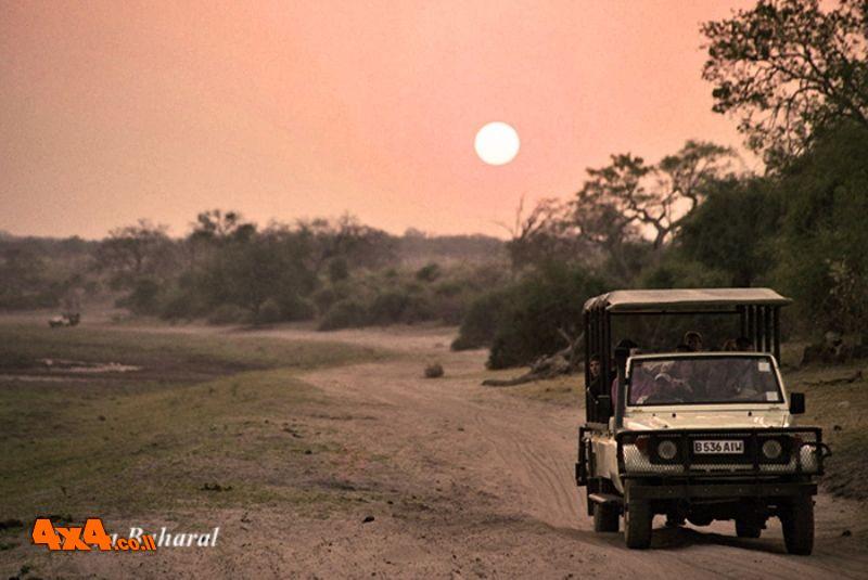 שטח 4X4 - יומני מסע בעולם - אפריקה