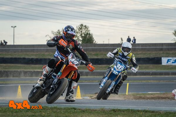 נבחרת אופנועי KTM ישראל באליפות סופרמוטו לאומות